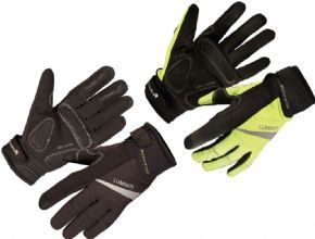 Endura Luminite Gloves - Like the mutant offspring of a waterproof and standard baggy short