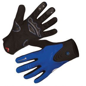 Endura Windchill Full Finger Windproof Gloves - Windproof and waterproof resistant back hand fabric