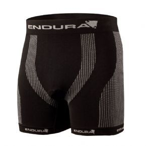 Endura Engineered Padded Boxer Short - Seamless engineered cycle undershort for ultimate comfort