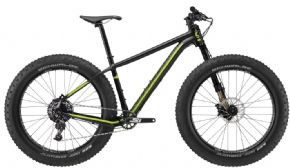 Cannondale Fat Caad 1 Mountain Bike  2017 - Speciality: Mowing Everything Down