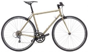 Kona Penthouse Flat Flat Bar Road Bike 2017 - Provides a great heads-up riding style for the road ahead.
