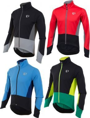 Pearl Izumi Elite Pursuit Softshell Jacket  2018 - ELITE Softshell is windproof with superior warmth and water resistance