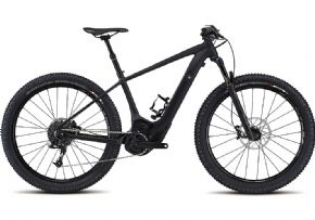 Specialized Turbo Levo Hardtail Comp 6fattie Mountain Bike  2017 - Handling that our hardtail trail bikes are known for—only with a sophisticated Turbo boost
