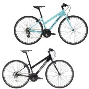 Cannondale Quick 8 Womens Sports Hybrid Bike  2017 - Your journey starts here with the comfort confidence and speed of the all-new Quick.