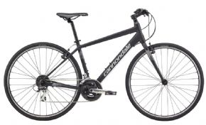 Cannondale Quick 7 Sports Hybrid Bike  2017 - Your journey starts here with the comfort confidence and speed of the all-new Quick