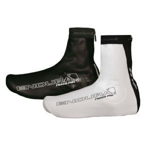 Endura Fs260 Pro Slick Overshoes - The FS260 Pro Slick Overshoes are superbly useful overshoes for wet weather and more.