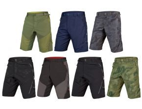 Endura Hummvee 2 Cycling Shorts - One more reason to go ride in the rain!