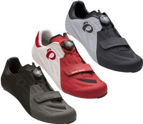 Pearl Izumi Elite Road V5 Cycling Shoe - 1to1 Integrated Carbon Power Plate delivers feather-light stiffness