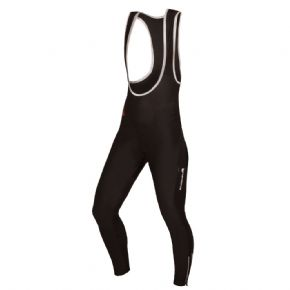 Endura Windchill Biblong Ds Womens Bib Tights - Stretch windproof waterproof front and seat panels
