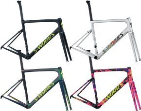 Specialized S-works Tarmac Frameset  2018 - This Enduro gives you the tools—now create your masterpiece.
