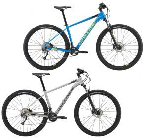 Cannondale Trail 6 Mountain Bike  2018 - Trail sets the standard for fast confident fun.