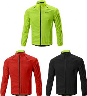 Altura Airstream Windproof Jacket  2017 - Strategically located retroreflective trims for increased visibility