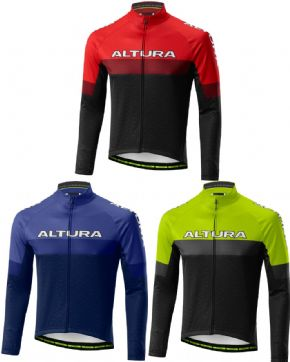 Altura Sportive 97 Long Sleeve Jersey  2017 - Altura ErgoFit 3D patterning engineered for a more comfortable riding position