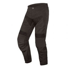 Endura Singletrack Trouser - Cordura nylon fabric with durable water repellent finish