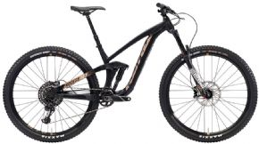 "Kona Process 153 Al/dl 29 Mountain Bike 2018 - 29""wheeled Process that leaves nothing to be desired going uphill or down."