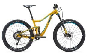 Giant Liv Pique Sx 2 Womens Mountain Bike 2018 - Rip down hills with extra travel up front and tackle climbs with equal gusto.
