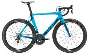 Giant Propel Advanced Pro 2 Blue Aero Road Bike  2018 - TAP INTO THE SENSATION OF EXHILIRATING SPEED