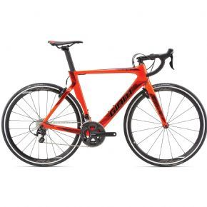 Giant Propel Advanced 2 Road Bike 2018 - Medium (ex Display) - THIS AERO ROAD BIKE MINIMIZES DRAG AND GIVES YOU AN ADVANTAGE AGAINST THE WIND.