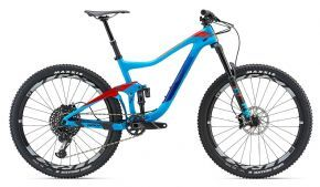 Giant Trance Advanced 1 Mountain Bike 2018 - Medium (ex Display) - TACKLE BIG MOUNTAIN TRAILS OR SCREAMING ENDURO RUNS.