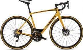 Specialized S-works Roubaix Mclaren Dura-ace Di2 Road Bike  2018 - If you've ever felt torn between a