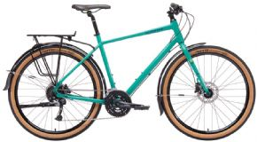 Kona Dew Deluxe Sports Hybrid Bike 2019 - When searching for a bike that is the ultimate commuting machine