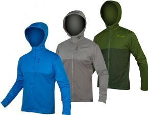 Endura Singletrack Softshell 2 Jacket  2019 - Trail, Street or Alpine Friendly Design