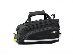 Topeak Rx Trunk Bag Ex 2021 - Compact & sleek trunk bag with large main compartment and side pockets.