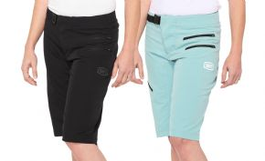 100% Airmatic Womens Trail Shorts  2021 - A compact roll-up with three compartments and internal organizers